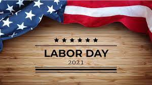 Labor Day Holiday - September 6th