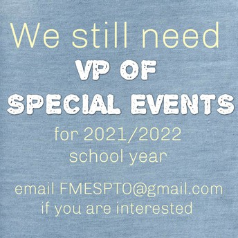We need a volunteer!