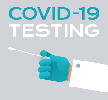 Friday, August 27 COVID Testing & College T-Shirt Friday