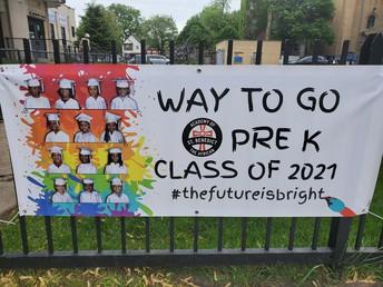 Preschool Class of 2021