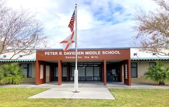 Davidsen Middle School Center for the Arts