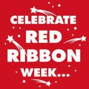 Red Ribbon Week Oct. 25th-28th