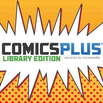 Get More Graphic Novels & Manga with ComicsPlus