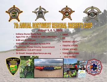 2021 Northwest Regional Sheriff's Camp