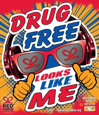 Drug-Free Looks Like Me!
