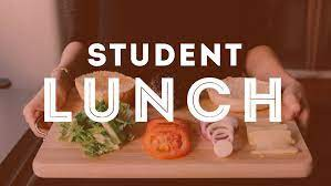 Student Meals for 2021-2022