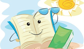 CHECK IT OUT!  SUMMER READING 2021