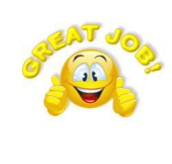 GREAT JOB, EV Families!