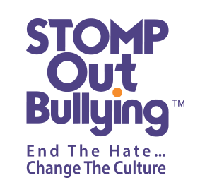 October 12 - 15: Stomp Out Bullying!