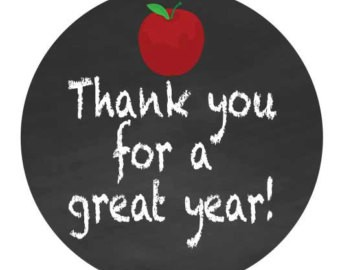Thank You for a great year!