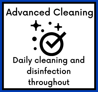 Cleaning and Disinfecting