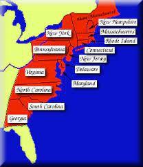 Social Studies- Colonization (13 Colonies)