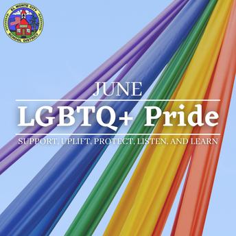 EMCSD Recognizes June as Pride Month