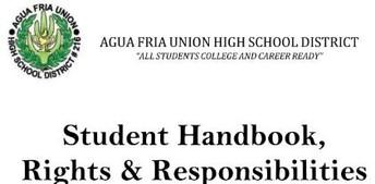 Student & Parent Acknowledgement Form