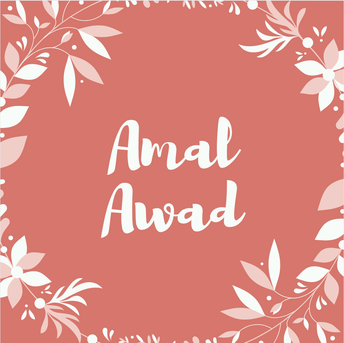 Student of the Month -  Amal Awad