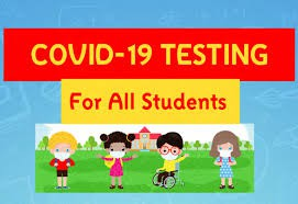 ONE-TIME Online COVID-19 Testing Registration Now Available.