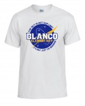 Order Your Blanco Elementary T-shirt