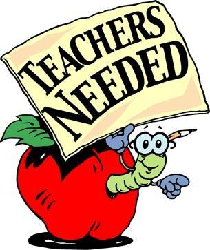 HELP IN SUNDAY SCHOOL!