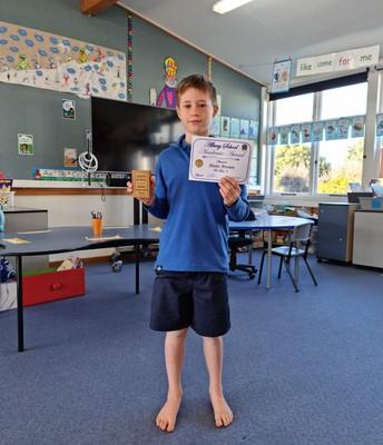 Academic Award Tui