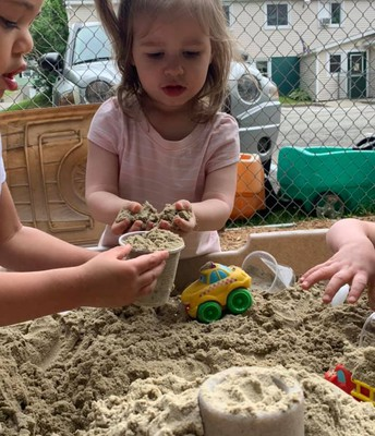 Sandbox exploration!