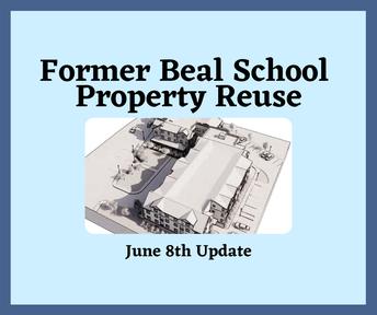 Former Beal School Property Reuse