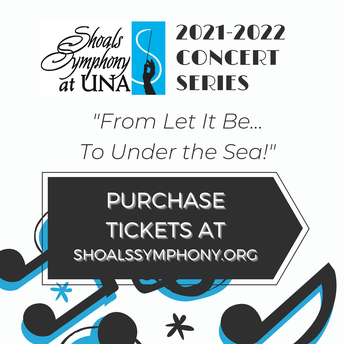 With Two Season Tickets, Mayor Betterton Is Ready to Enjoy the Shoals Symphony!