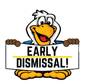 OCTOBER 28 & 29, 2021 - EARLY DISMISSAL AT 11:30 AM