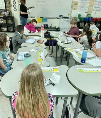 3rd grade Meaningful Multiplication