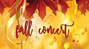 7/8 grade Fall Concert
