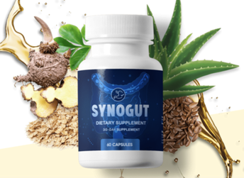 Synogut Reviews - Does Synogut Ingredient Natural Or Not? Must Read