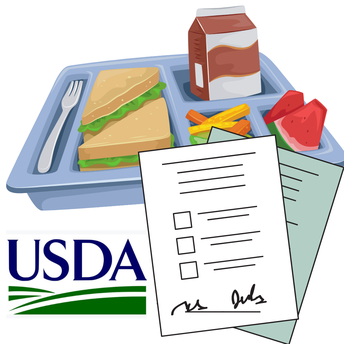 USDA Extends Meal Funding, Free & Reduced Forms Still Required