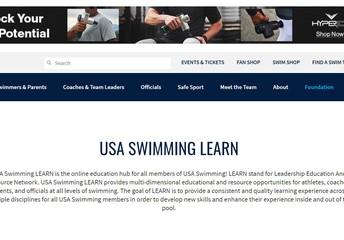 USA Swimming Learn