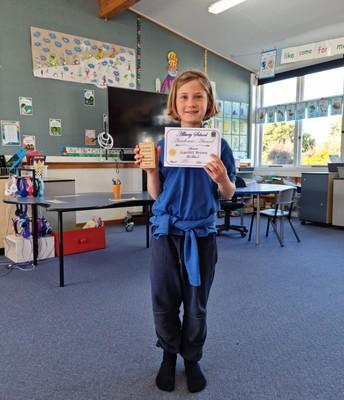 Academic Award Piwakawaka