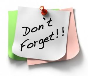 Important Dates & Spirit Days