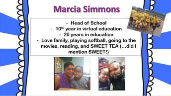 Marcia Simmons