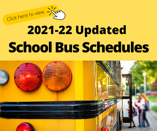 Click to view updated bus schedules