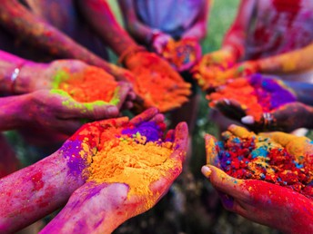 Colors & Happiness