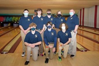 Varsity Boys Bowling