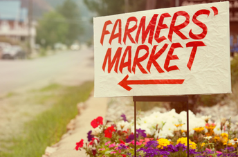 CB Farmers Market at Barclay Reopens on Wednesday, September 8th at 4:30
