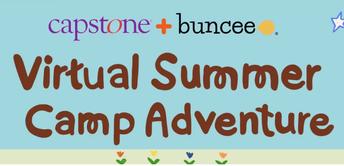 Capstone +buncee Virtual Summer Camp Adventure