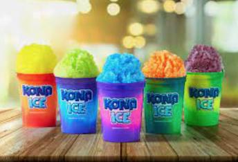 KONA ICE Fundraiser Days
