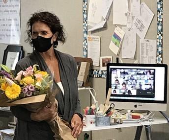 Teacher of the Year  -  Kristal Cheek