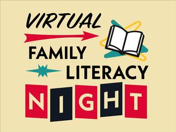 ¡Noche de Literatura Familiar Virtual!