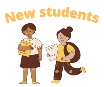 Enrollment for new students