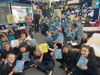 Rotary Dictionaries for Year 4 Students