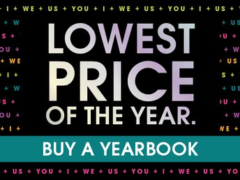 It's time to buy your yearbook