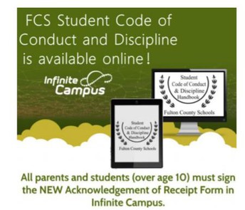 #5: Student Code of Conduct