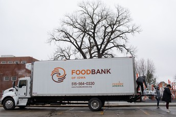 Summer Meals and Food Bank