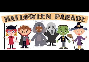 Save the Date - The Halloween Parade is Back!