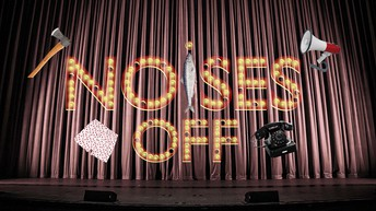 """Farcical comedy """"Noises Off"""" runs Oct. 14-24"""